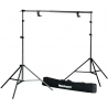 Manfrotto Black Background Support Kit-272B+2-052B+2-275+Bag