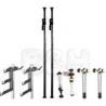 Manfrotto Bogen Deluxe Autopole/Expan Kit Black:(1-432-3,7Bsetand044and3-046) 2961D