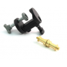 Manfrotto Bogen Mini Clamp with Double Ended Stud 2941