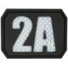 Maxpedition 2A Second Amendment PVC Morale Patch