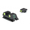 Meprolight Night Sights for Walther PPS Pistols