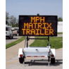 Laser Atlanta Speed Monitor Full Matrix Trailer