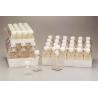 Nalge Nunc NALGENE Square Media Bottles, PETG, Sterile 342024-0250 Bottles Without Screw Caps