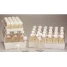 Nalge Nunc Square Media Bottles, PET, Sterile, Graduated, NALGENE 342040-0650 With Closure