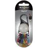 Nite Ize White KeyLit/Lighted Metal Key Holder