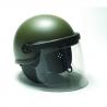 Premier Crown Corp 900 Riot Duty Helmet, Grn