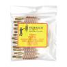 Pro-Shot Brass Core-Bronze Bristle Pistol Length Bore Brush 10mm/.40 Caliber 10P