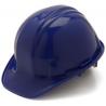 Pyramex Full Brim Cap Style 4 Point Snap Lock Hard Hats