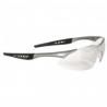 Radians RK611CS Rock X Treme Shooting/Sporting Glasses Anti-Fog Silver/Clear