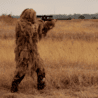 Red Rock Outdoor Gear 2 Piece Ghillie Suit Parka
