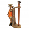 River's Edge 16in. Poly Resin Standing Paper Towel Holder