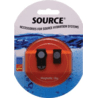 Source Magnetic Tube Holder Clip Attachment for Hydration Systems