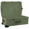 Pelican Storm Cases - iM2950 - w/ wheels - No Foam - Padded Divider - Cubed Foam