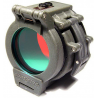 SureFire FM45 Red Filter for flashlights & weaponlights with 1.36