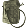 Tactical Assault Gear MOLLE Small 50oz Hydration Bladder Carrier