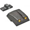Trijicon Bright & Tough H&K.45 3 Dot Front & Rear Night Sight Set