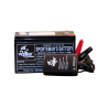 Vexilar Battery and Charger, 9 amp hour w/ Light
