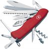 Victorinox WorkChamp Swiss Army Knife Red