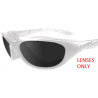 Wiley X Black Ops Airrage Replacement Sunglasses Lenses - LENSES ONLY