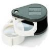 Zeiss Optics D36 (3x+6x=9x) Aplanatic Achromatic Pocket Magnifier