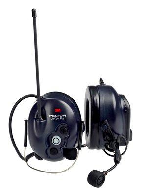 3M Peltor Lite Com Plus 2-Way Radio Headset