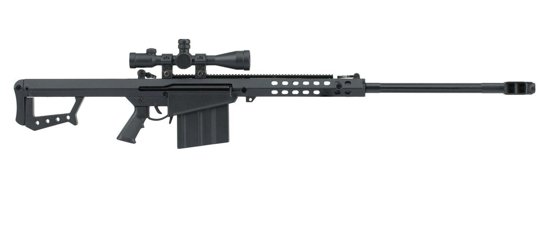 ATI Outdoor Non-Firing  50 cal Rifle Mini Replica, 1:3 Scale