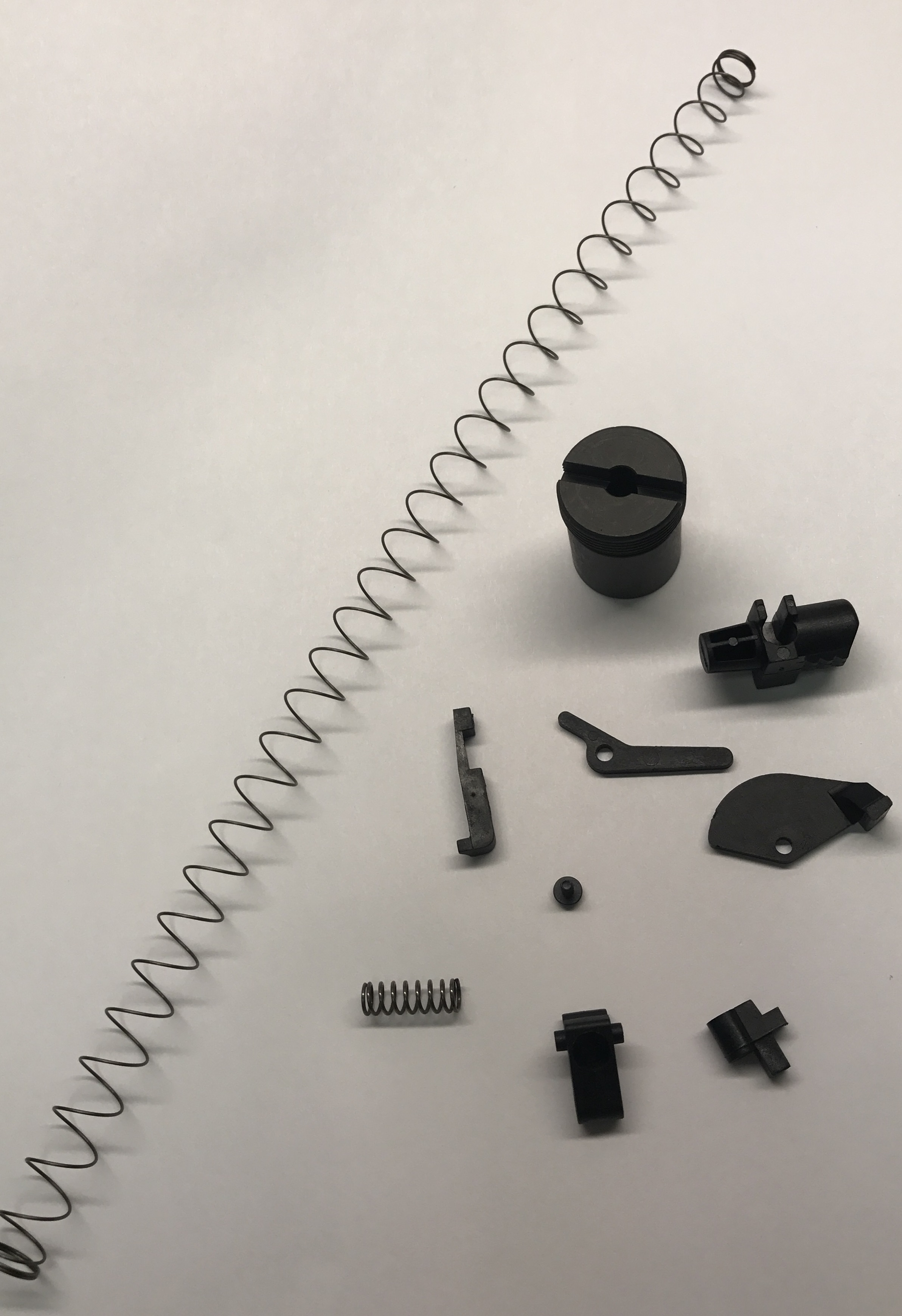 T4E TM-4/HK 416 Airsoft Training Rifle Magazine Component Kit